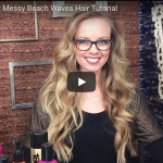 How to do my messy beach waves