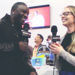 Catching up with hip hop artist Akon at CES 2017- Interview